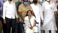 WB Assembly polls: Days after 'attack', Mamata to conduct roadshow on wheelchair in Kolkata today