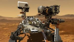 NASA's perseverance rover collects first Mars rock samples