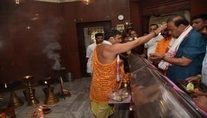 Congress and AIUDF alliance threat to Assamese culture: Himanta Biswa Sarma
