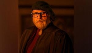 After 'Pink' and 'Badla', Amitabh Bachchan portrays role of a powerful lawyer in 'Chehre'