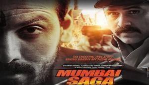 'Back to echoes of taalis': Emraan Hashmi heads back to theatres to watch 'Mumbai Saga'