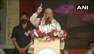 Assam Election 2021 : बदरुद्दीन अजमल को बिठाकर असम को घुसपैठिया मुक्त कैसे बनाओगे- अमित शाह