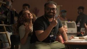 Taapsee Pannu wraps up shooting for 'Dobaaraa'
