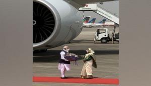 Urdu Bulletin: PM's Bangladesh visit, Bharat Bandh covered prominently