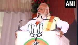 PM Modi promises peace in Kerala: 'Left parties leaders behave like junior-level goons'