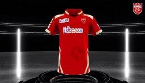 IPL 2021: Punjab Kings unveil new jersey