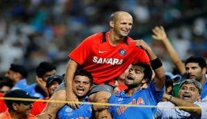 Former coach Kirsten recalls 2011 WC victory: Proud to see how Team India has grown from that day