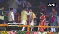 असम: रैली के दौरान कार्यकर्ता हुआ बेहोश, PM मोदी ने भाषण रोक मदद के लिए भेजी अपनी मेडिकल टीम