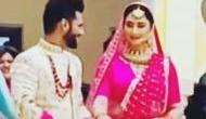 राहुल वैद्य और दिशा परमार की शादी के लुक की तस्वीर वायरल, क्या हो गई शादी ?