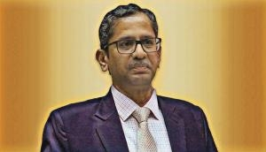 Justice NV Ramana to assume charge as next Chief Justice of India on April 24