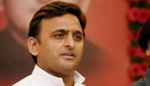 Akhilesh Yadav withdrew cases against terrorists, alleges BJP