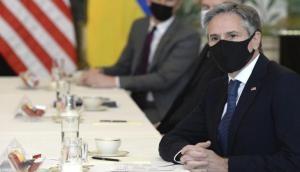Antony Blinken, G4 counterparts discuss Russia-Ukraine tensions in Brussels