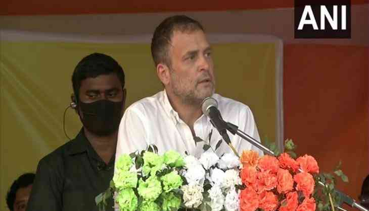 Rahul Gandhi expresses grief over loss of lives in Raipur hospital fire