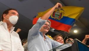 Guillermo Lasso wins Ecuador's Presidential election with 52 pc votes