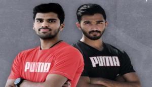 PUMA India signs Washington Sundar, Devdutt Padikkal