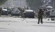 अफगानिस्तान की राजधानी काबुल में स्कूल के बाद सीरियल बम धमाके, 50 से ज्यादा लोगों की मौत, 100 घायल