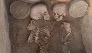 अजब: 4000 हजार साल पुराना कब्र, जिसमें शवों के दफनाने का तरीका देखकर रो देंगे आप