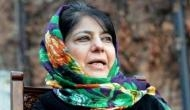 PDP authorises Mehbooba Mufti to take final call on attending all-party meet