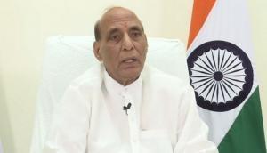 Rajnath Singh slams Pak for resorting to proxy war against India