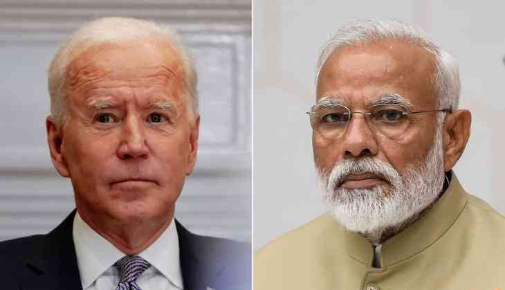 PM Modi to hold first in-person bilateral talks with President Biden today