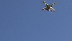 J-K: Suspected drone spotted in Satwari
