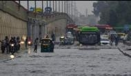 Video: Delhi witnesses incessant rainfall Tuesday morning, more rain coming predicts IMD