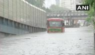 Weather Update: Moderate to intense spell of rain likely over Mumbai in next three hours, says IMD