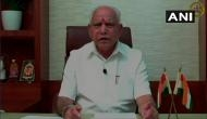 कर्नाटक : सरकार के 2 साल पूरे होने पर सीएम येदियुरप्पा ने की पद से इस्तीफे की घोषणा, पढ़िए क्या कहा