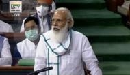 PM Modi jibe as Opposition disprut address: Some people have anti-woman mindset can't digest more of them as ministers