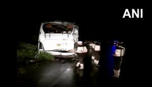 UP: 7 dead, several injured after buses collide in Sambhal