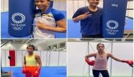 Tokyo Olympics: Mary Kom, Pooja Rani along with boxing contingent begin training