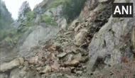 Gangotri National Highway closed after landslide, heavy rainfall
