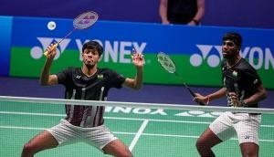 Tokyo Olympics 2020, Day 1: Men's doubles pair of Chirag, Satwik win opening Group A game