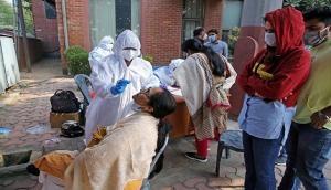 Coronavirus Pandemic: India records 39,361 new COVID-19 cases, 416 deaths