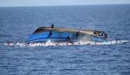 UN says, 57 feared dead after boat capsizes off Libya coast
