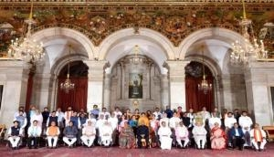Jan Ashirwad Yatra to highlight Centre's achievements, 43 new union ministers to begin reach out from Aug 16