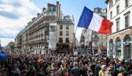 Coronavirus: 3 policemen injured at protests against mandatory COVID passes in Paris