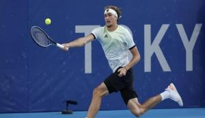 Tokyo Olympics: Zverev becomes first German singles tennis player to win gold at Games