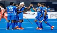 Indian men's hockey team rises to third spot in FIH rankings, women's team to eighth