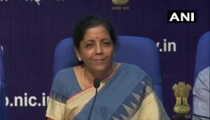 Monsoon Session: Nirmala Sitharaman to table 3 Bills in RS today