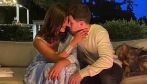 Priyanka Chopra shares a cosy picture with her husband Nick Jonas