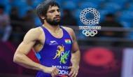 ओलंपिक में देश को सिल्वर मेडल दिलाने वाले रवि कुमार पर ईनामों की बौछार, हरियाणा सरकार देगी चार करोड़ रुपये