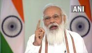 PM मोदी ने की लॉन्च की उज्ज्वला 2.0, UP के CM आदित्यनाथ ने महोबा में बांटेमहिलाओं को मुफ्त गैस कनेक्शन