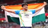 CSK to award Rs 1 crore to Neeraj Chopra, to also create special jersey with number 8758