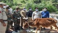 Indian Army upholds beacon of peace, returns cattle of POK