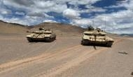 Indian Army tank regiments prepared for operations in high altitude areas of Eastern Ladakh