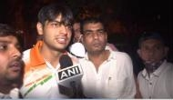Really happy to win gold, looking forward to Asian Games 2022, says Neeraj Chopra
