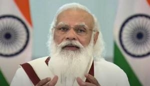 PM Modi lauds Indore for contribution towards 'Swachh Bharat'