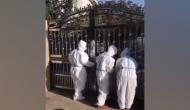 Extreme Tactics by China: Videos show Chinese officials locking residents inside their homes, doors sealed with iron rods