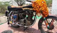 अजब: भारत में यहां की जाती है बुलेट बाइक की पूजा, बनवाया गया है मंदिर. कहानी जानकर हो जाएंगे हैरान